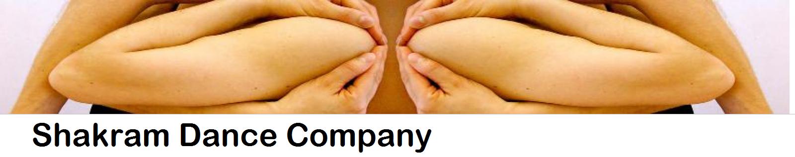 Shakram Dance Company logo